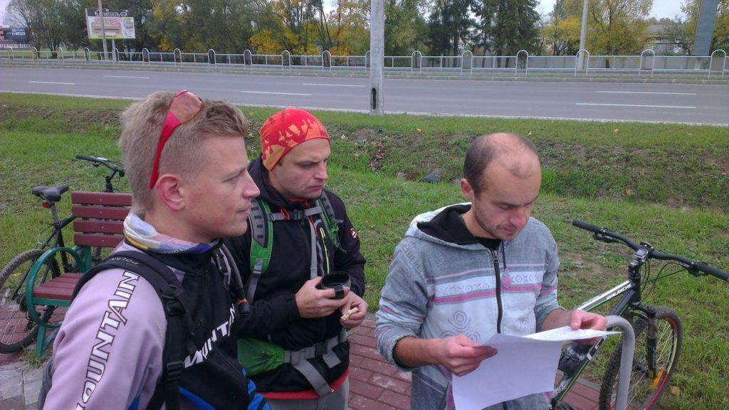 Минское велодвижение в гостях у ЦГИ