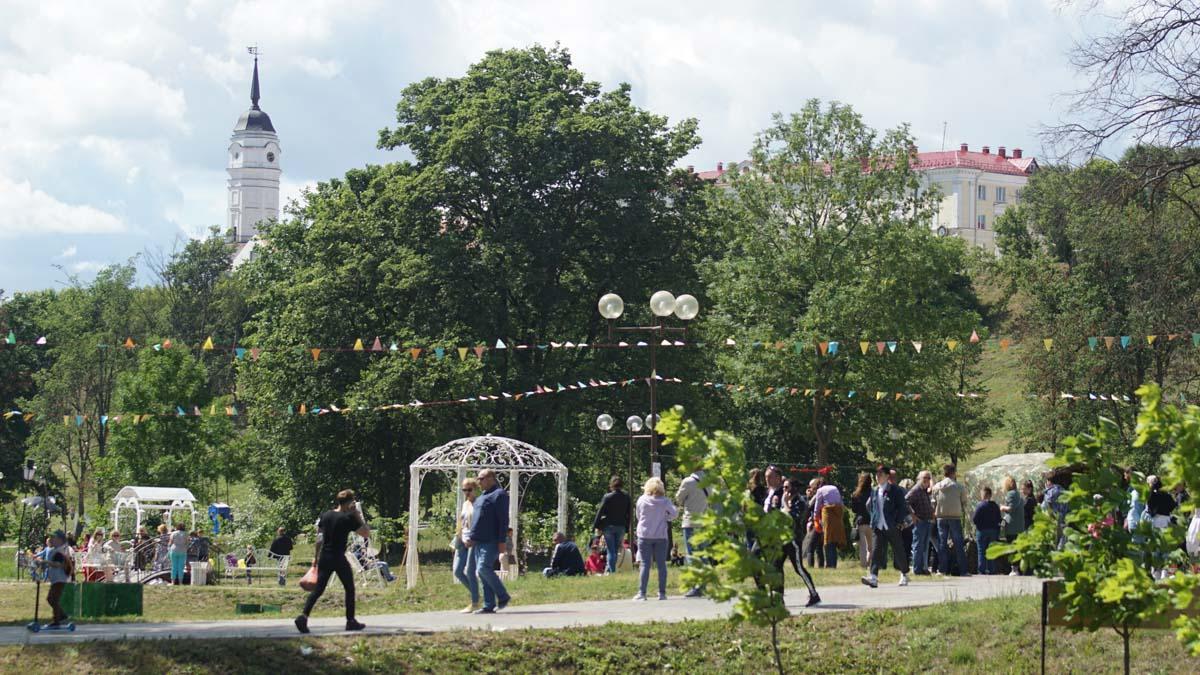 Большой городской пикник на День города 2019