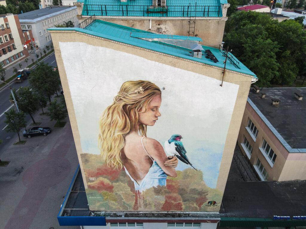 200626 muraly mogilev 050 1024x768 - Завершается фестиваль уличного искусства Doma