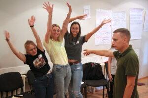 #ДАЛУЧАЙСЯ – программа развития молодежи